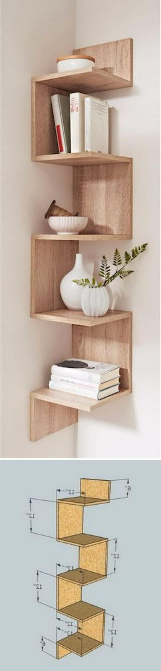 564x2339 Best 15 Cool Bookshelves Bookshelf Ideas Drawing