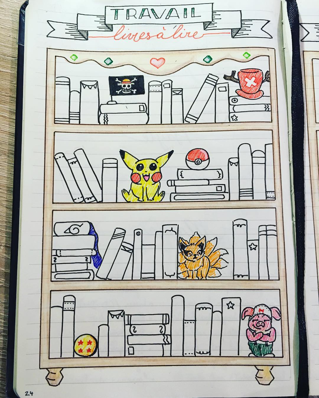 1080x1349 Having Fun Drawing My Bookshelves For The Books To Read Log In My