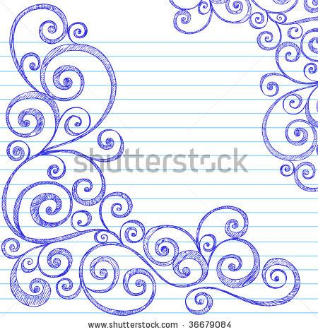 Border Design Drawing At Getdrawings Com Free For Personal Use