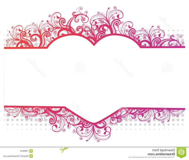 775x658 Unique Heart Border Vector Drawing Free Clip Art Designs, Icons