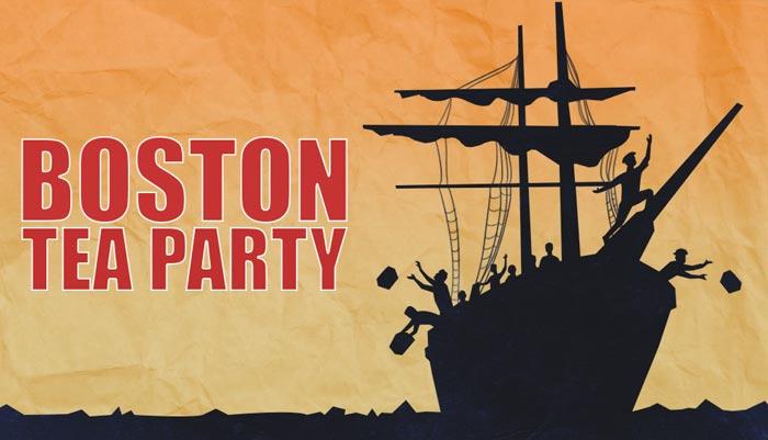 700x401 The Boston Tea Party Dec 16, 1773