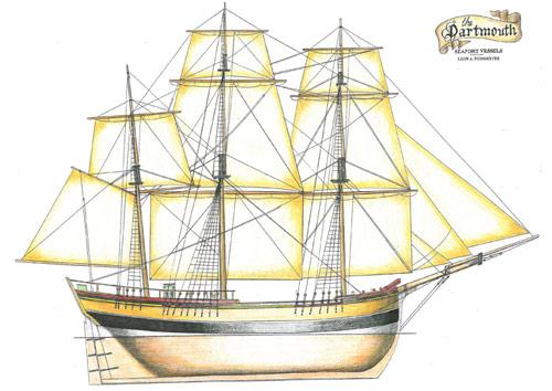 500x354 History Of The Dartmouth Boston Tea Party Ships