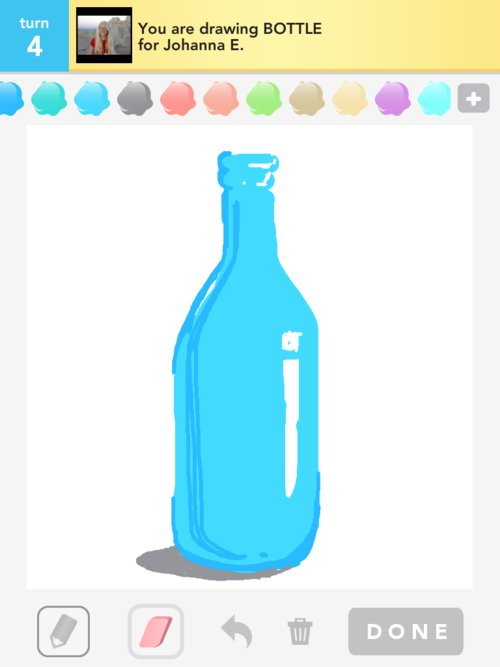 500x667 Bottle Drawings