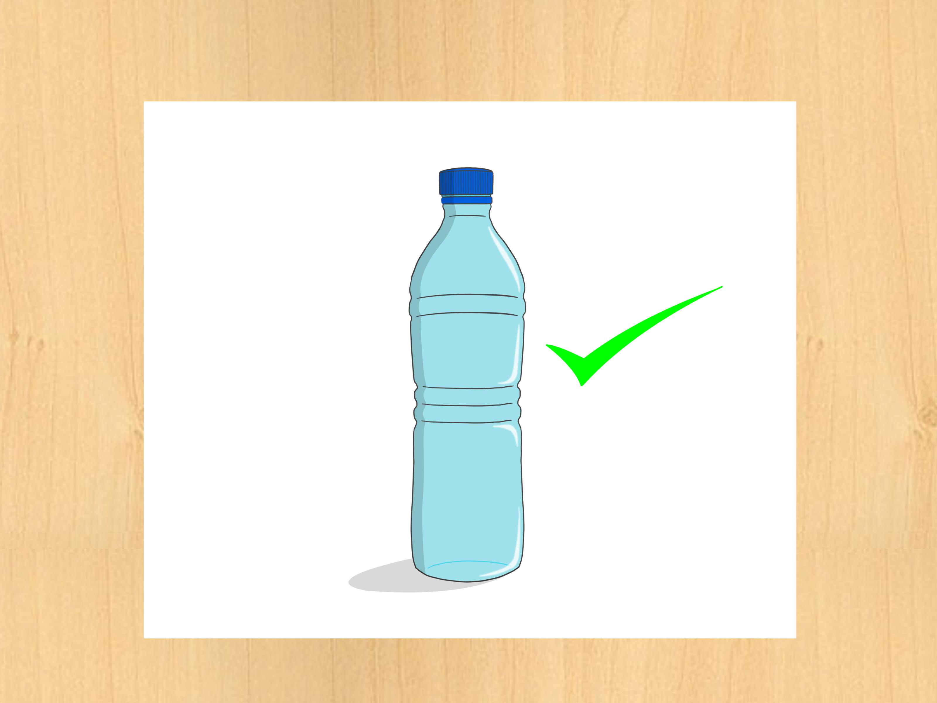 3200x2400 How To Draw A Water Bottle 11 Steps (With Pictures)
