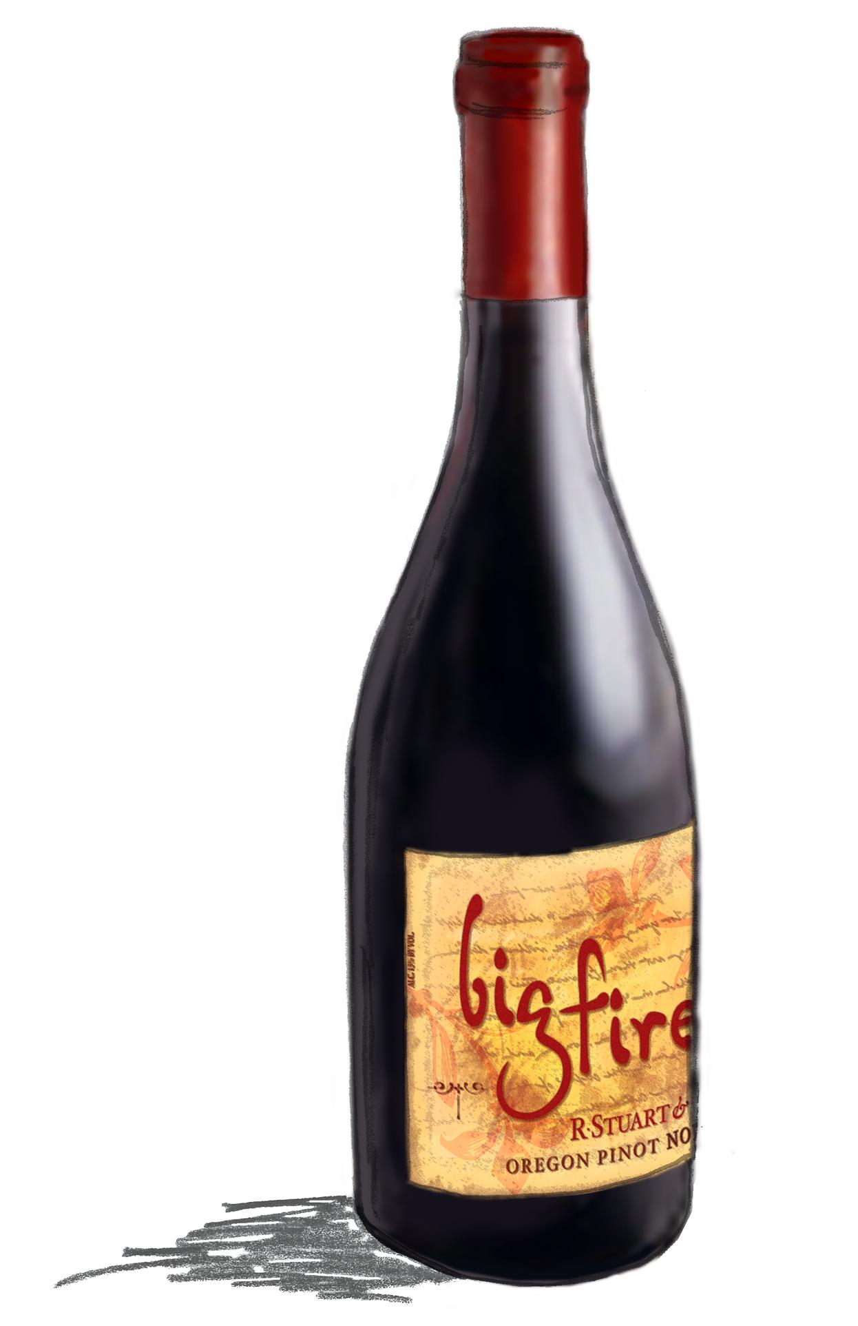 1246x1924 Big Fire Pinot Noir