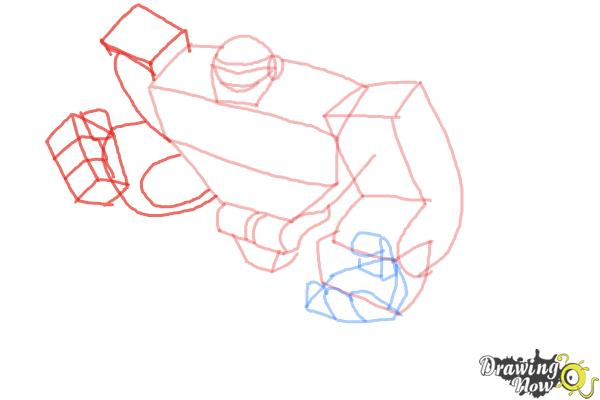 600x400 How To Draw Boulder From Transformers Rescue Bots