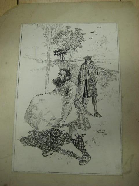 480x640 Listed Artist Geoffrey Strahan (1839 1916)