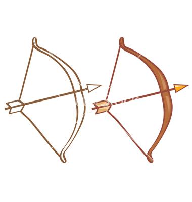 380x400 Bow And Arrow On Lag Baomer