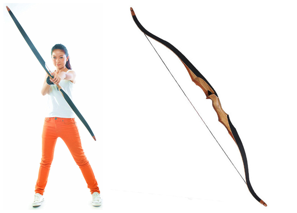 960x688 35lbs Draw ,60 Inch Long)high Quality Outdoor Traditional Hunting