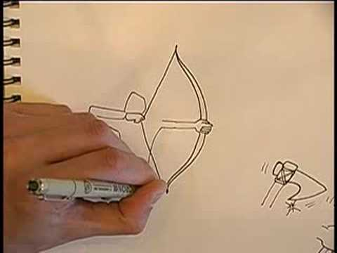 480x360 How To Draw Medieval Weapons For Rpg Games How To Draw