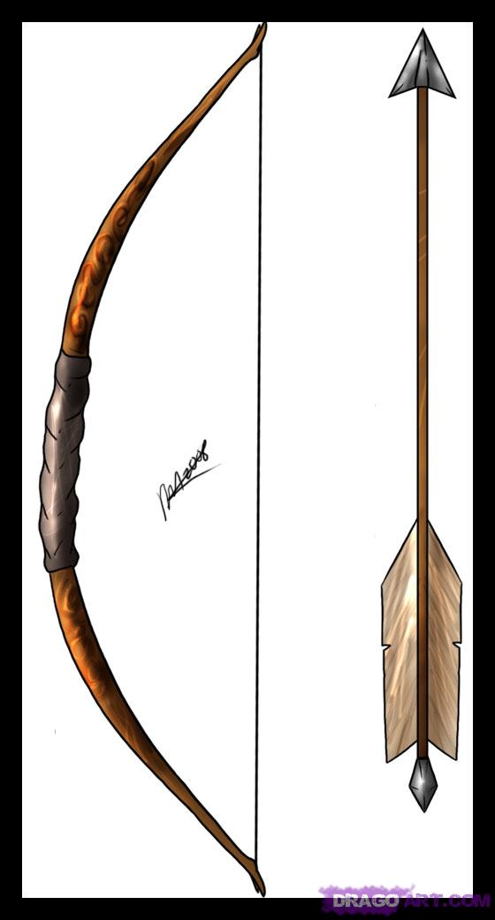 560x1040 Simple Bow And Arrow Can'T Wait To Get Started! (( Sports