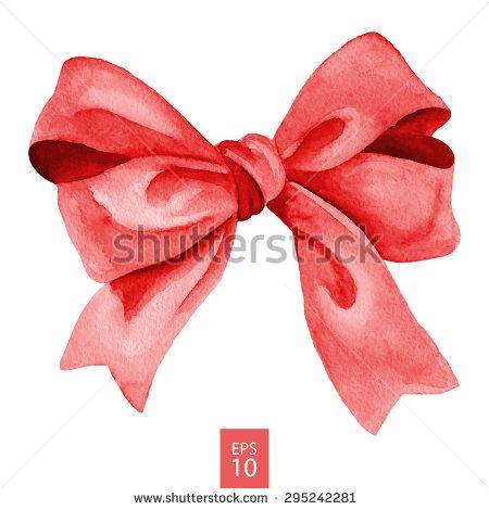 450x470 Christmas Bow Drawing