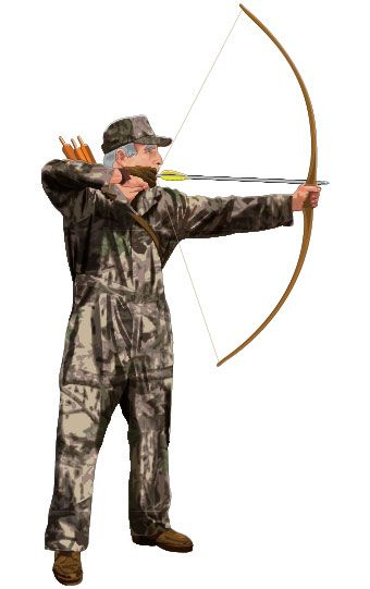 340x541 Draw And Anchor The Bow Gun Amp Rifle Archery