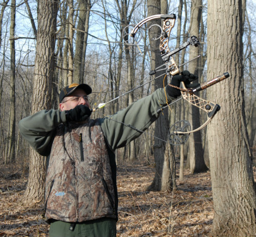 500x463 How To Know If Your Bow's Draw Weight Is Too Heavy
