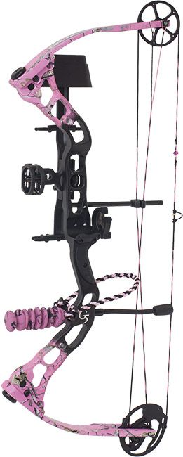 261x650 This Is My Pink Compound Bow. I Am Currently Drawing 35 Pounds