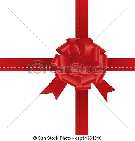450x468 Gift Bow Ribbon Eps Vector