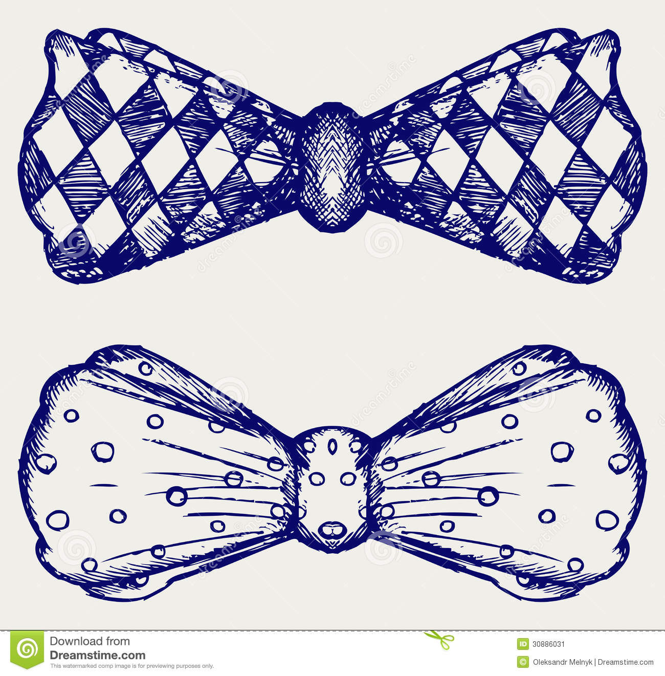 Cute Bow Tie Drawing Bow Tie Drawing at Get...