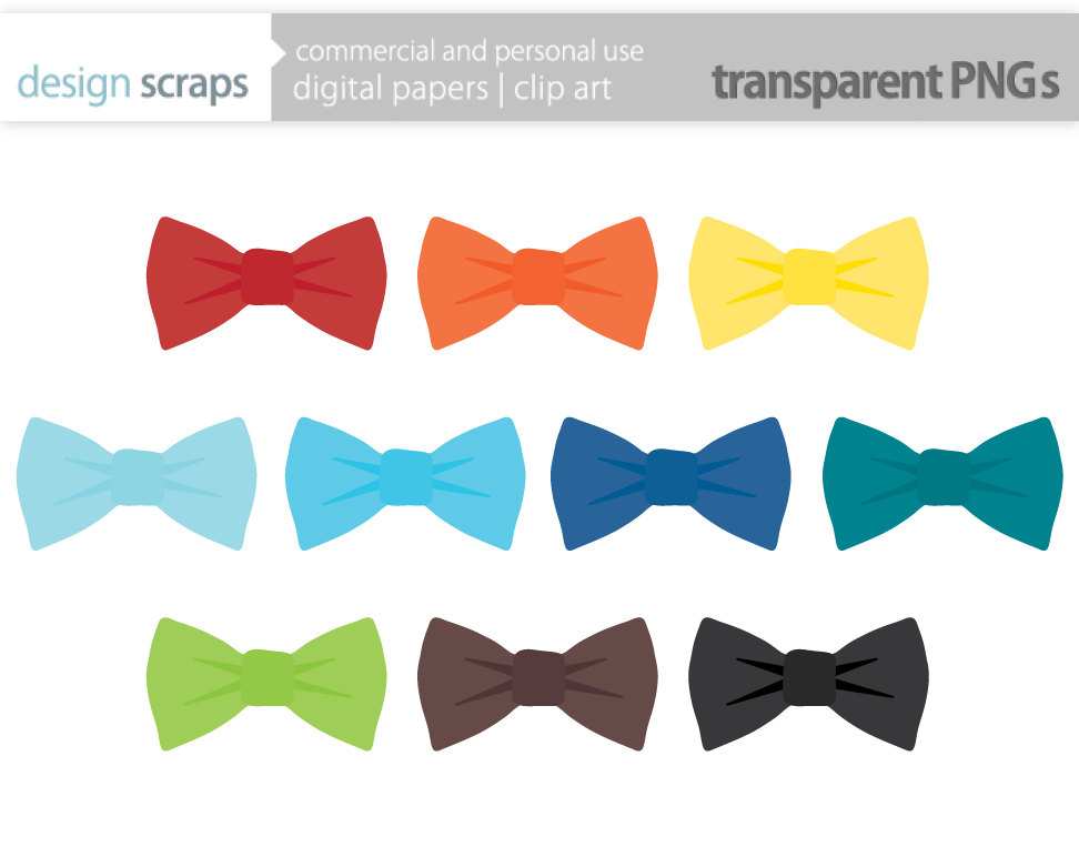 972x772 Preppy Bow Tie Clipart