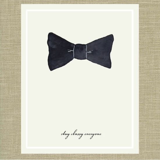 550x550 Classic Bow Tie Drawing Background Art