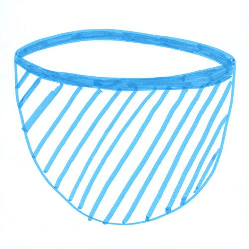 500x500 Bowl (Drawing) Bowl Design Drawn By Gretchen (Age 17)