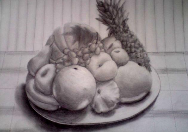 630x444 Fruit Bowl Decora By Black Gear