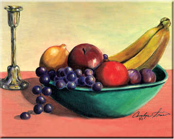358x286 Pictures Bowl Of Fruit Drawing,