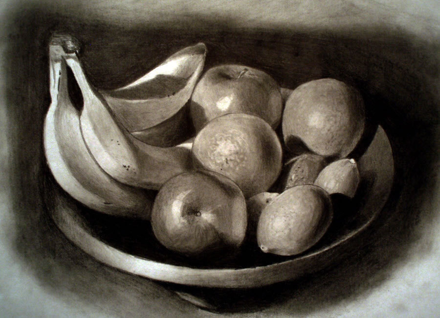 900x652 Mindblowing Still Life Paintings And Drawings
