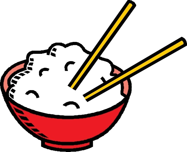 600x486 Bowl Of Rice Clip Art Free Vector In Open Office Drawing Svg