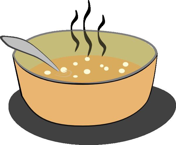 600x497 Soup Clip Art