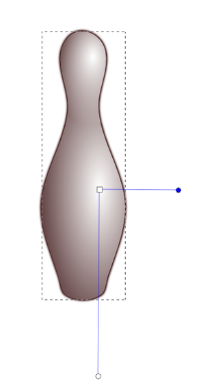 313x559 4 Ways To Make A Bowling Pin In Inkscape