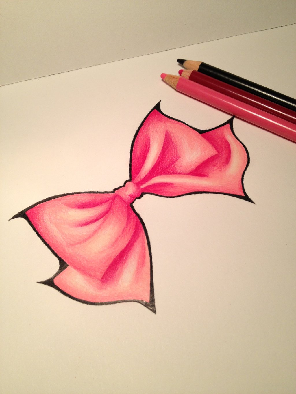1024x1365 Bows Drawings Tumblr