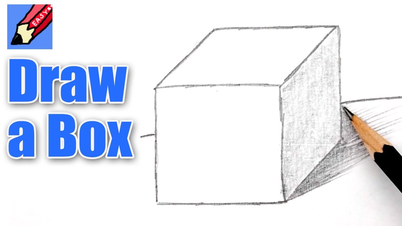 1280x720 How To Draw A Box Real Easy