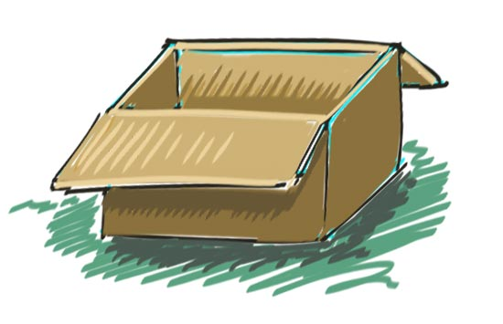 550x355 To Draw A Box