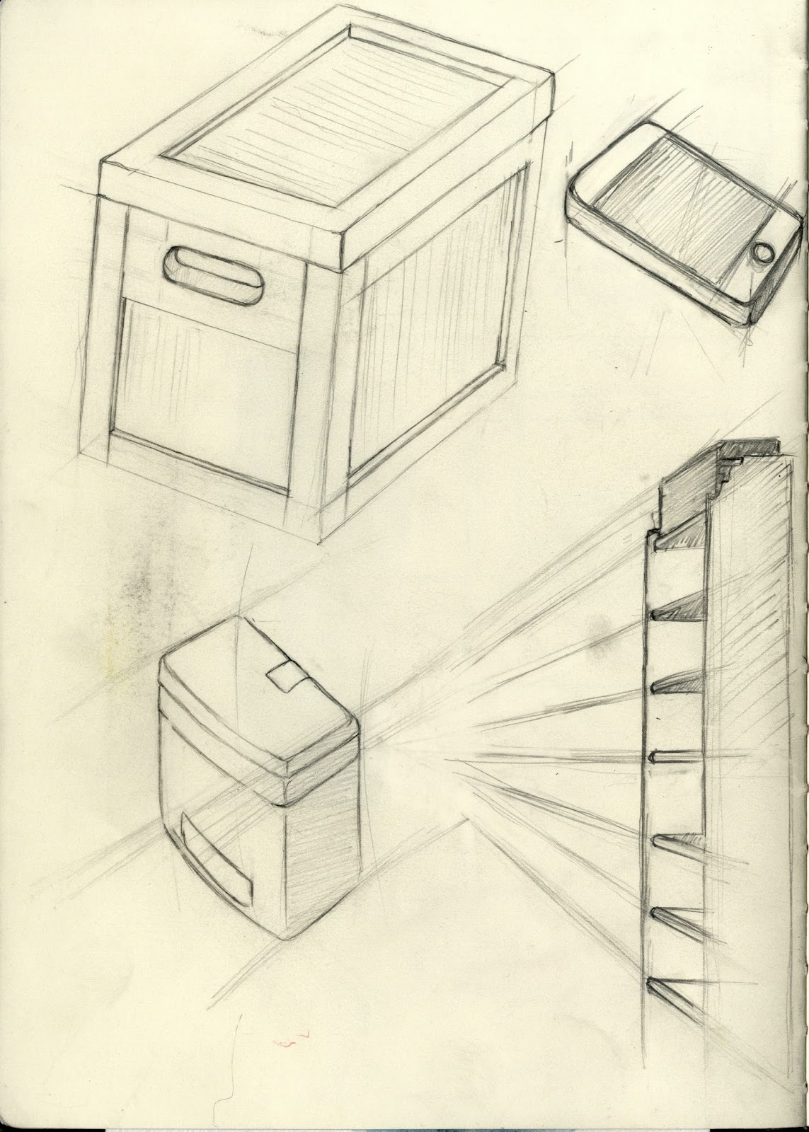 1143x1600 Perspective Drawing Advanced Drawing Ad5507
