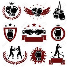 236x236 Image result for boxing gloves drawing Cooler Pinterest