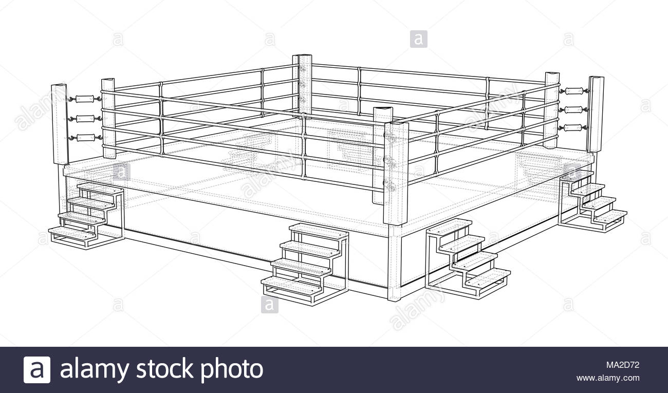 Boxing ring drawing at getdrawings free for personal use 1300x765 boxing ring empty cut out stock images amp pictures ccuart Images