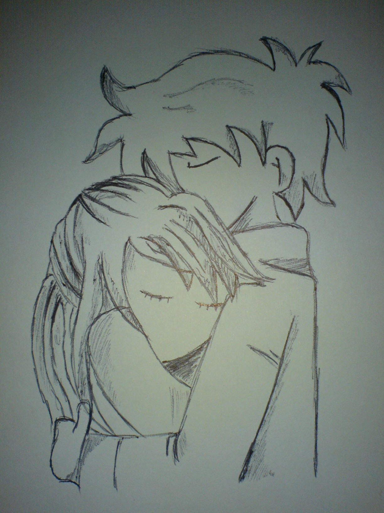1224x1632 Drawings Of Boys Hugging