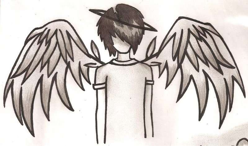 800x474 Emo Angel Thingthing By Fangzita