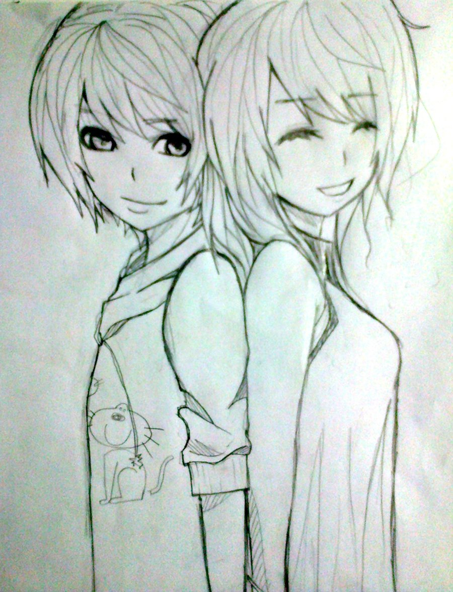 900x1174 Drawing Of Girl And Boy Sketch Of Crying Girl And Boy