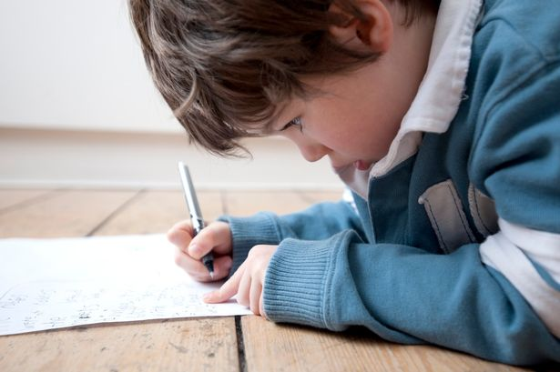 615x409 Little Boy's Drawing Predicts What He'Ll Look Like