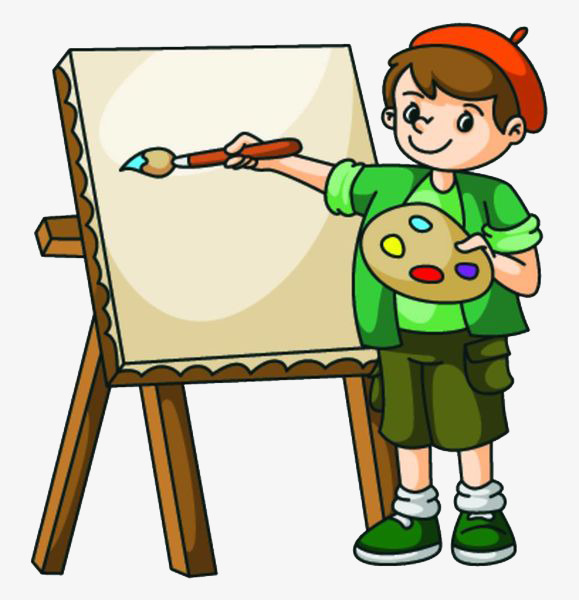 579x600 A Boy Drawing On A Drawing Board, Painting, Draw, Drawing Png