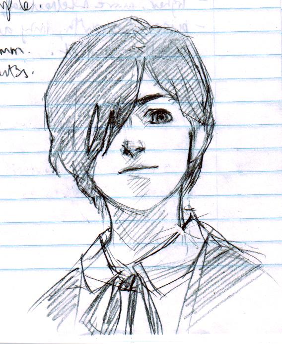 568x692 Boy Face Life Drawing Amp Sketches Life Drawing