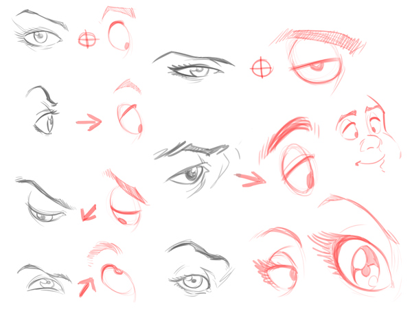 600x450 Cartoon Fundamentals How To Draw A Cartoon Face Correctly