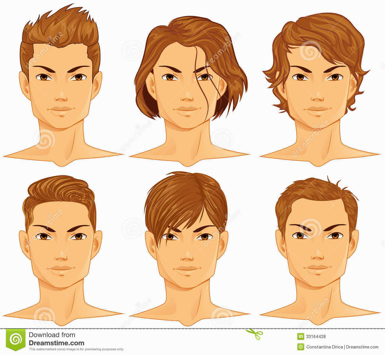 1300x1198 Boy Hairstyles Drawing Drawn Boy Male Hairstyle