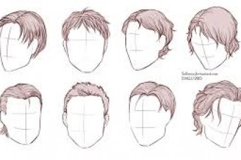 343x228 Easy Sketches Of Hairstyles