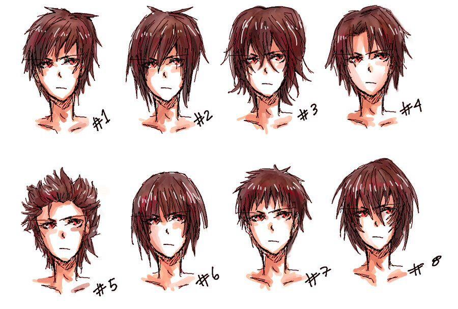900x608 Inspiration Boy's Men's Hairstyles