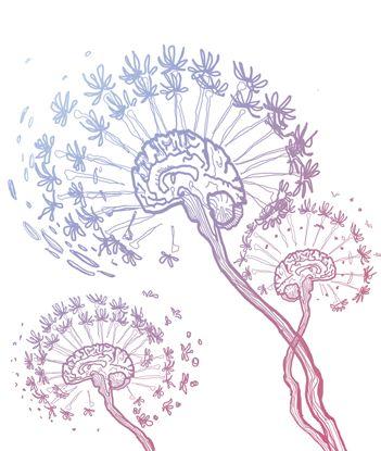 351x415 30 Best Brain Art Images On Brain Art, The Brain