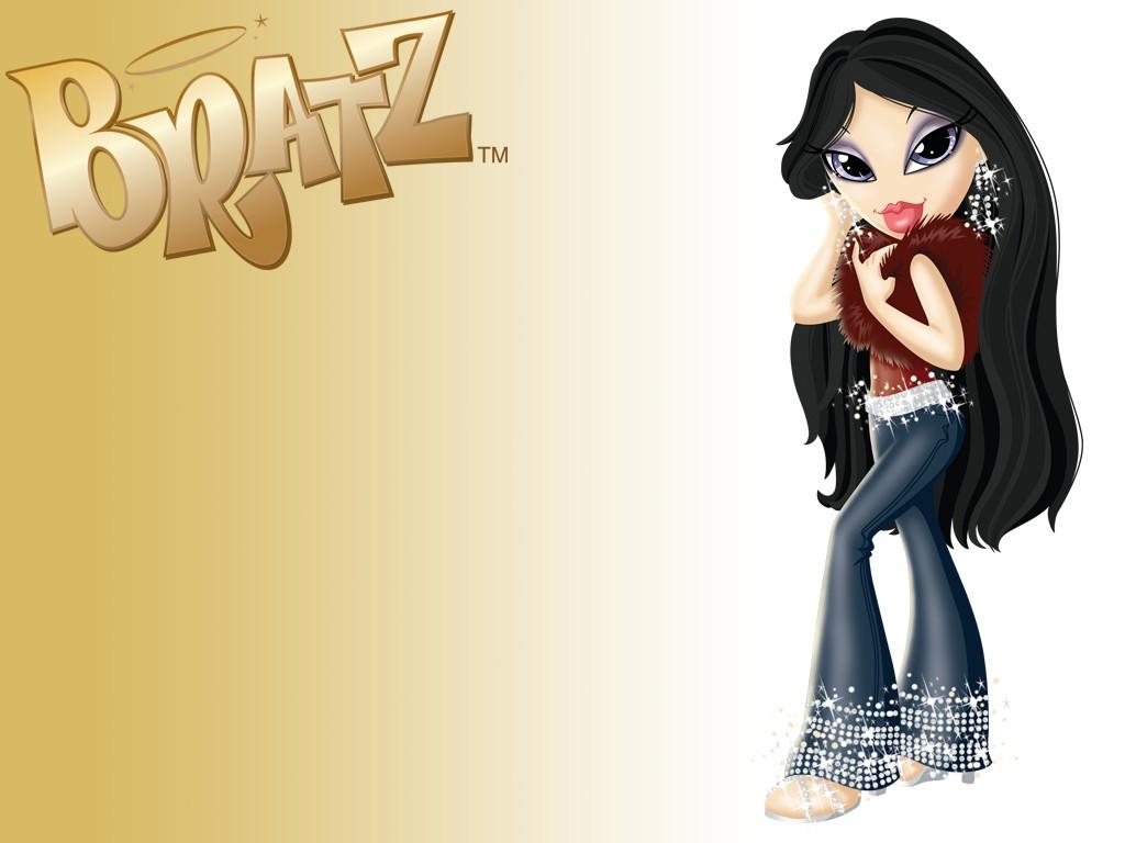 1024x768 How To Draw Bratz Doll Wallpaper