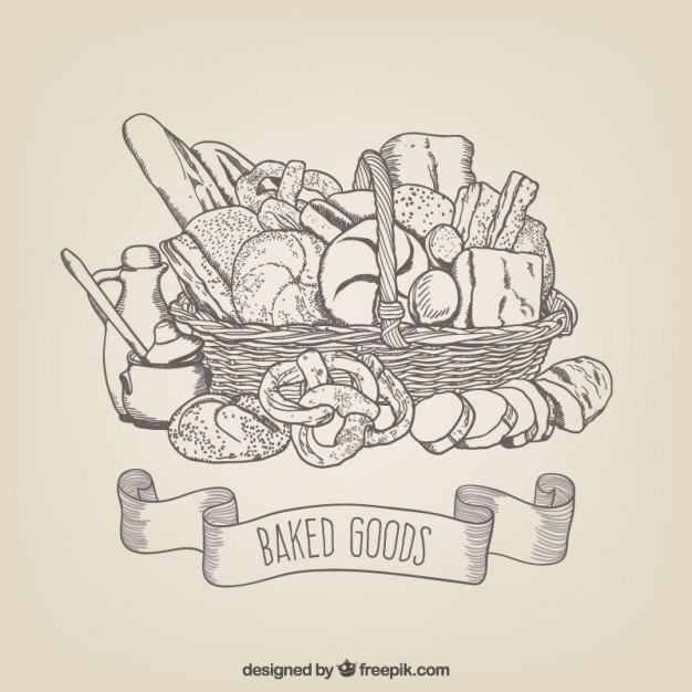 626x626 Bread Basket Vectors, Photos And Psd Files Free Download