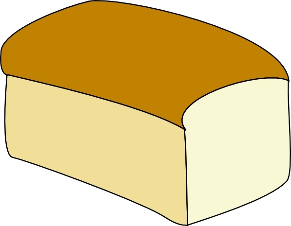 600x465 Loaf Of Bread Clip Art Free Vector In Open Office Drawing Svg